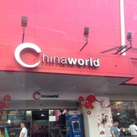 Photo taken at ChinaWorld by Timaporn A. on 2/27/2015