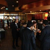 Photo taken at Starbucks by Durul D. on 11/13/2012