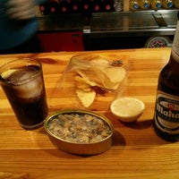 Photo taken at La Bodeguilla del Real by Andres N. on 12/25/2013