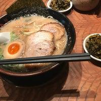 Photo taken at 麺屋めん虎 浜松店 by ヒゲ on 3/14/2017