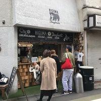2/11/2018 tarihinde Yosuke H.ziyaretçi tarafından HIGUMA Doughnuts'de çekilen fotoğraf