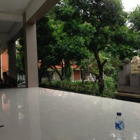 Photo taken at Kampus TI - Fakultas Teknik Universitas Udayana by I G B A. on 5/28/2013