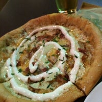 Photo taken at Mellow Mushroom by Sally C. on 6/29/2014