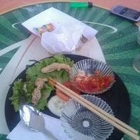 Photo taken at Taman Cafe JEC by Andri K. on 12/2/2012