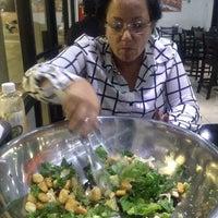 Photo taken at City Salads by Elda O. on 9/7/2017