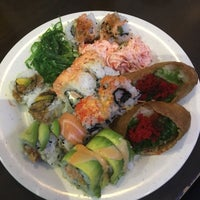 Photo taken at Kido Asian Sushi Buffet by Natalia P. on 5/29/2017
