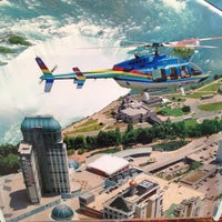Photo taken at Niagara Helicopters by Dean N. on 10/10/2013