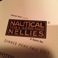 Photo taken at Nautical Nellies by Dean N. on 10/12/2012