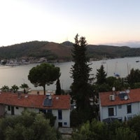 Photo taken at Artemis hotel by Mustafa B. A. on 9/27/2013