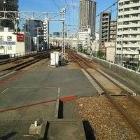 Photo taken at JR野田駅 1-2番のりば by 207 D. on 9/20/2015