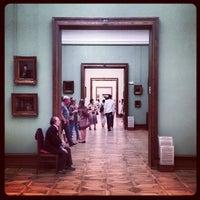 Photo taken at Tretyakov Gallery by Svetlana L. on 5/19/2013