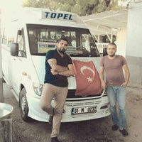 Photo taken at Topel Dolmuş Durağı by 👑  Hasan K. on 5/19/2016