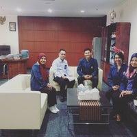 Photo taken at Kementerian Hukum dan HAM RI by marisa l. on 10/4/2016