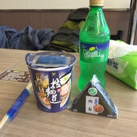 Photo taken at 7-Eleven by 旅人 大. on 10/29/2015