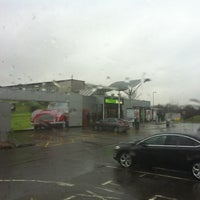 Photo taken at Newport Pagnell Southbound Services (Welcome Break) by Pradhivi M. on 12/20/2012