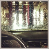 Photo taken at Great bear car wash by Melissa on 7/19/2013