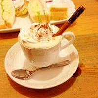 Photo taken at Komeda's Coffee by Yutaka K. on 3/16/2013