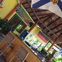 Photo taken at Cafe Goa by Taeko H. on 11/8/2012