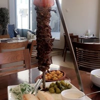 Photo taken at Levant Restaurant by Muneera A. on 3/6/2017