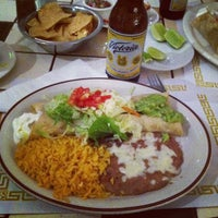 Photo taken at La Parilla Mexican Restaurant by Jonathan B. on 9/17/2013