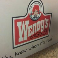Photo taken at Wendy's by Diego L. on 3/3/2013