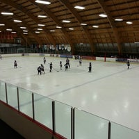 Photo taken at The Rinks Anaheim Ice by Ryan T. on 3/31/2013
