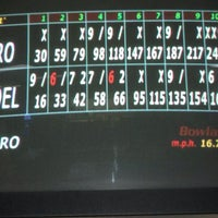 Photo taken at Royal Lanes Bowling Alley by Evan R. on 7/24/2014
