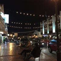 Photo taken at Calle Primera by Laura L. on 4/24/2016