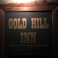 Photo taken at Gold Hill Inn by ian on 10/22/2016