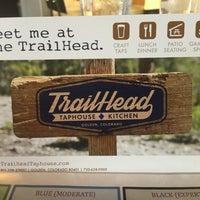 Photo taken at TrailHead Taphouse & Kitchen by ian on 8/21/2016