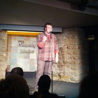 Photo taken at Comedy Works Downtown in Larimer Square by ian on 1/30/2013