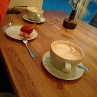Photo taken at Fabrik Restoran by Polina S. on 4/27/2016
