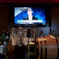 Photo taken at Glen Lounge At Glenpointe Center by Earl W. on 6/20/2016