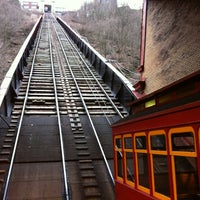 Photo taken at Duquesne Incline by May B. on 1/13/2013
