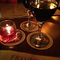 Photo taken at Franca Bistro by Chava P. on 5/23/2013
