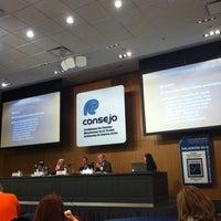 Photo taken at Consejo Profesional de Ciencias Económicas de la Ciudad Autónoma de Buenos Aires by Luciano G. on 9/25/2013