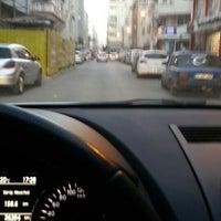 Photo taken at Namık Kemal Caddesi by Şahin S. on 2/28/2016