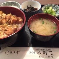 Photo taken at 六衛門 by Kaname M. on 6/7/2015