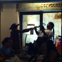 Photo taken at Trattoria Isla Tortuga by Vicente F. on 7/21/2016