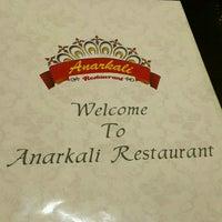 Photo taken at Anarkali Resturant مطعم اناركالي by FAiSAL . on 2/9/2017