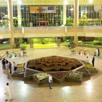 Photo taken at King Fahd International Airport (DMM) by FAISAL . on 10/24/2012