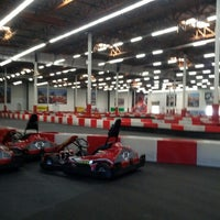Photo taken at K1 Speed Carlsbad by Patrick H. on 10/27/2012