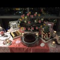 Photo taken at Radisson Blu Hotel, Kayseri by 🚺 . on 10/21/2015