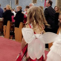 Photo taken at St. Mary's Church by Kimberly S. on 12/25/2016