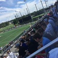 Photo taken at Arlotta Stadium by Kimberly S. on 7/22/2017
