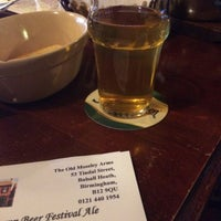 Photo taken at Old Moseley Arms by Sam H. on 9/22/2016