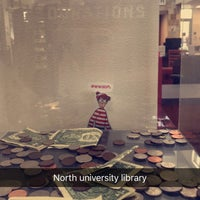 Photo taken at San Diego Public Library - North University Community by Taylor A. on 7/29/2017