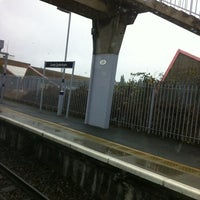 Photo taken at Lower Sydenham Railway Station (LSY) by Edward S. on 10/25/2012