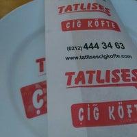 Photo taken at Tatlises Cigkofte by Anil G. on 10/13/2015