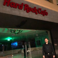 Photo taken at Hard Rock Cafe Cairo by Ayhan T. on 2/2/2018